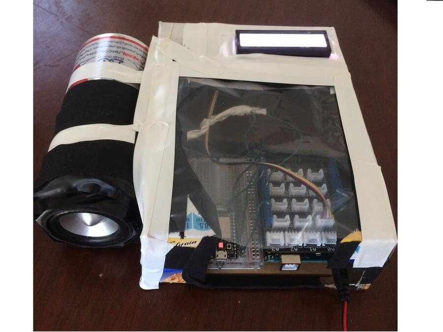 IoT MusicMaker: A Self-Made Music Box