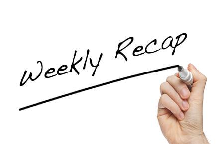 4/18 – 4/22 Weekly Recap Part 1