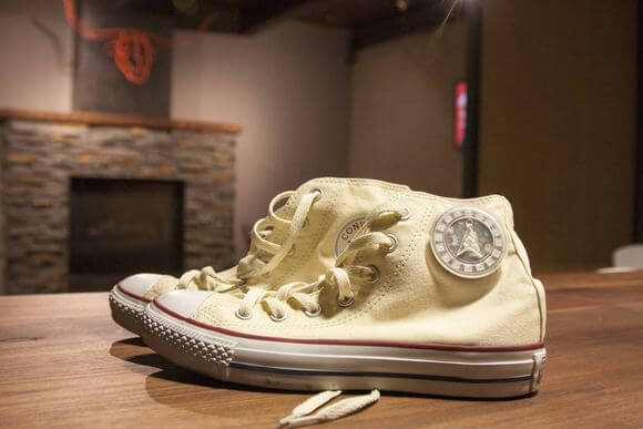 Converse Beacon: Prototype Your Own Weather-Forecasting Sneakers