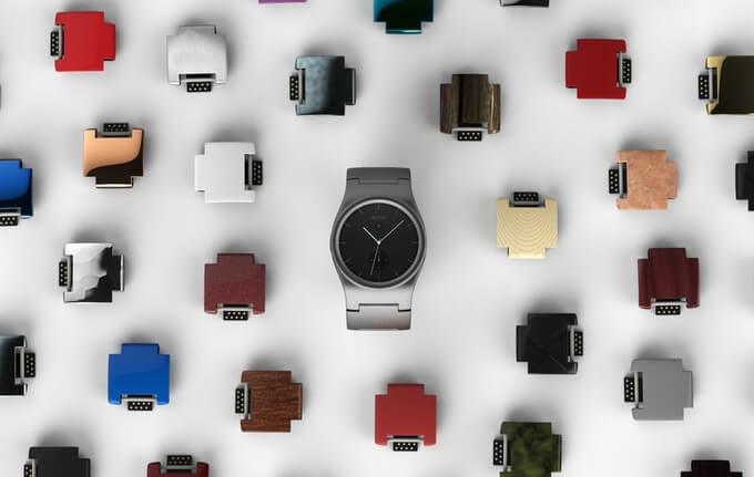 BLOCKS: The World's First Modular Smartwatch