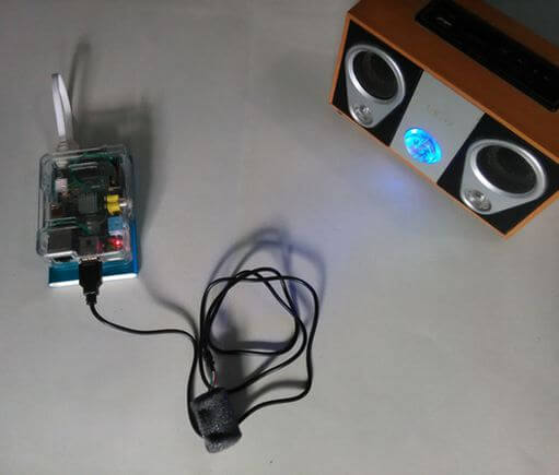 Raspberry Pi Based Wireless FM Microphone: A DIY Maker Project