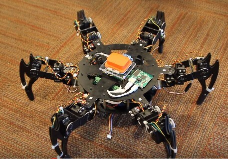 Introducing the Robo-Spider: A Robotic Maker Project
