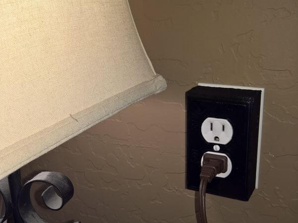 Introducing Mkr1000 Wifi Outlet: Make Yourself a Smart Socket