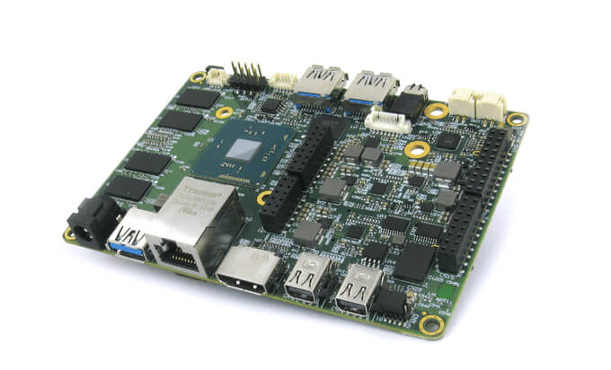 UDOO X86: A Powerful Development Board for Makers