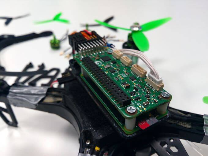 Learn to Build an Autonomous Rover with PXFMini and Raspberry Pi