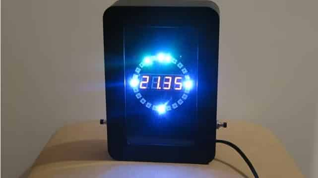 Learn How to Make a Shiny Clock with Arduino