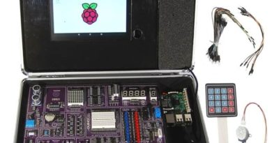 Let RPiKit Teach You How to Program with Raspberry Pi
