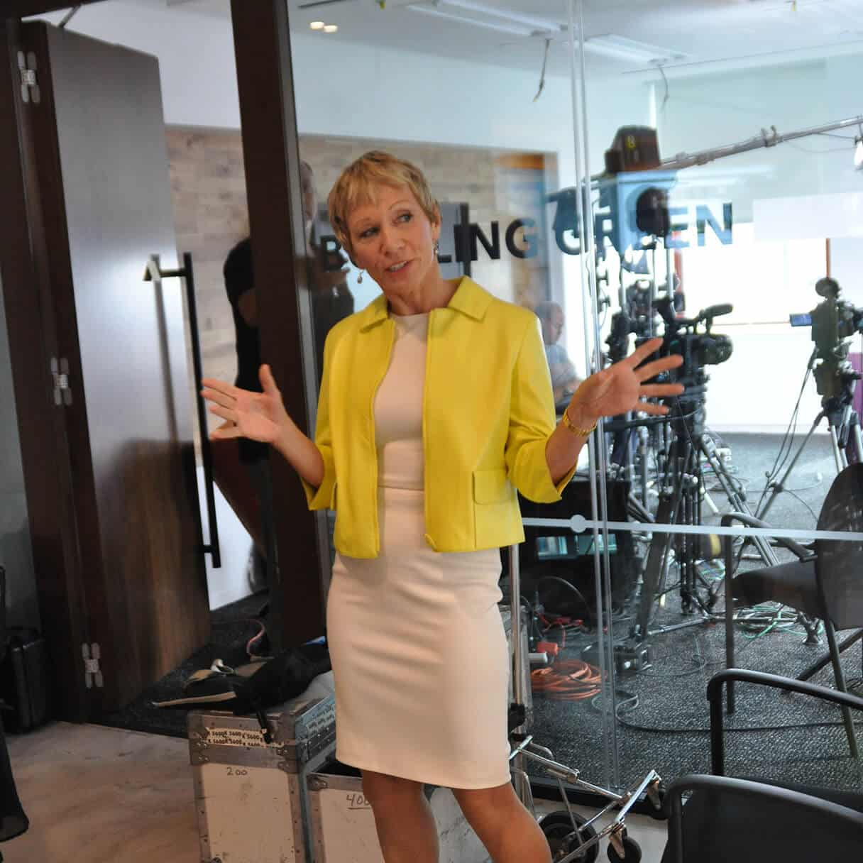 Barbara Corcoran, Image courtesy of Linkedin Pulse, Image Credit : Jacqueline Zaccor