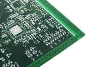 1. HASL (Hot air solder leveling)