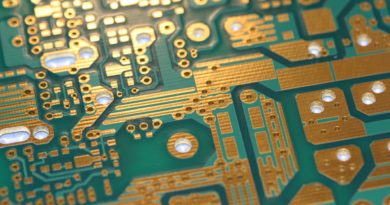 5 Types of PCB Surface finishing