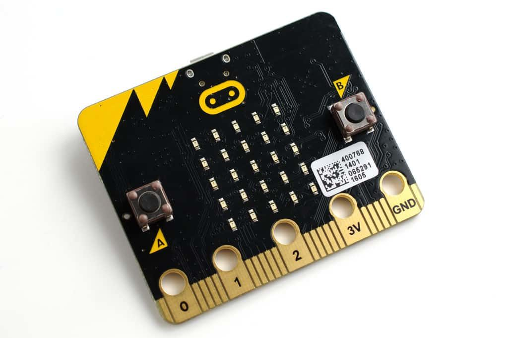 BBC Micro:Bit computer kit