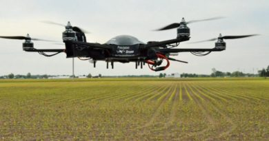 US Startup Integrating UAV and GIS to Build Drones for Farmers