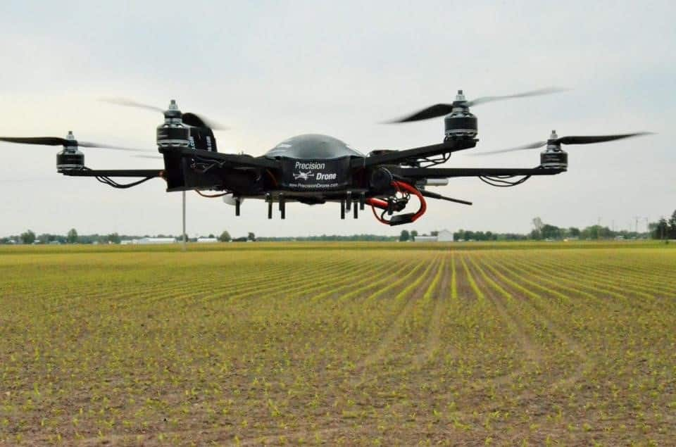drone for agriculture