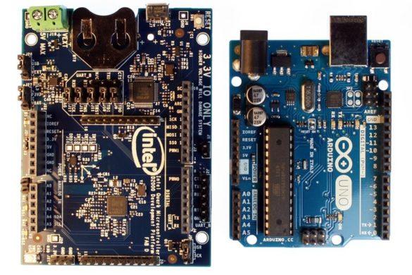 Quark D2000 Microcontroller & Arduino