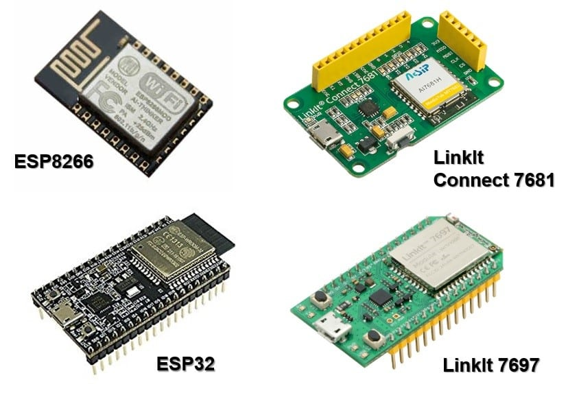 LinkIt 7697 vs ESP 32: Who will Win?