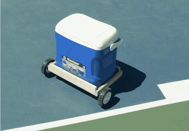 autonomous cooler