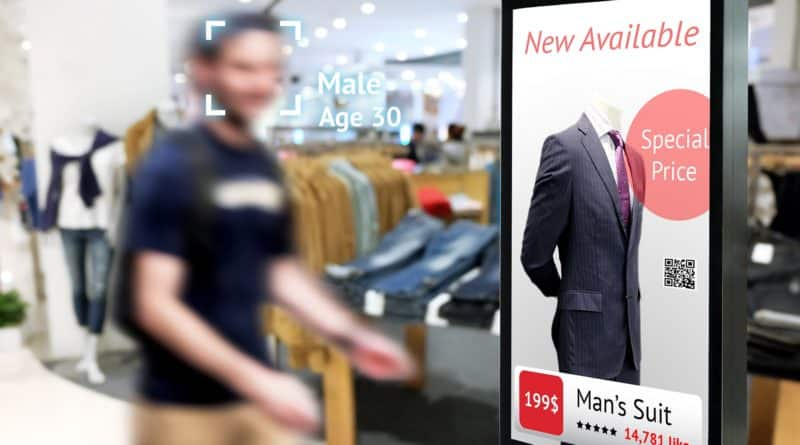 Smart Retail – Accurate Face Recognition Requires Two-Factor Authentication