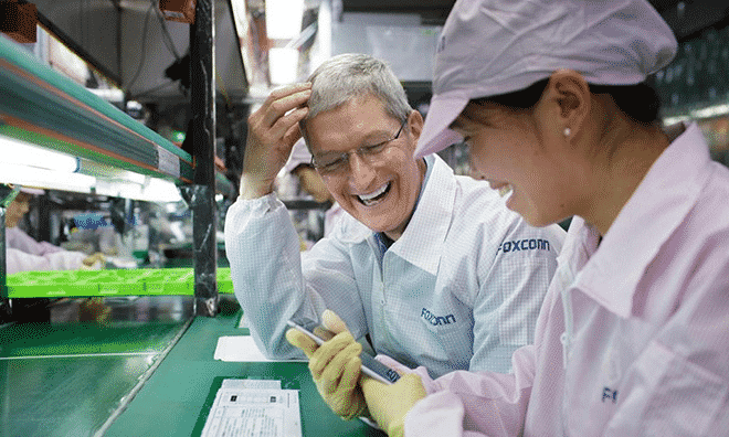 Never expect your manufacturer to be your product development partner. You would never see Apple making that mistake.