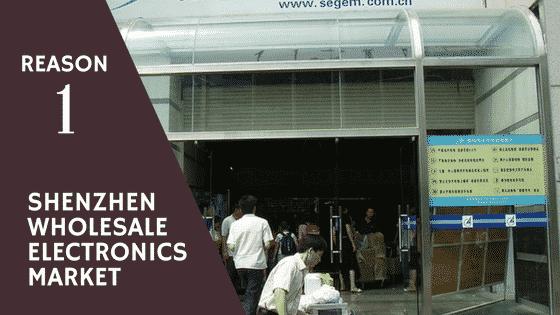 shenzhen electronics market