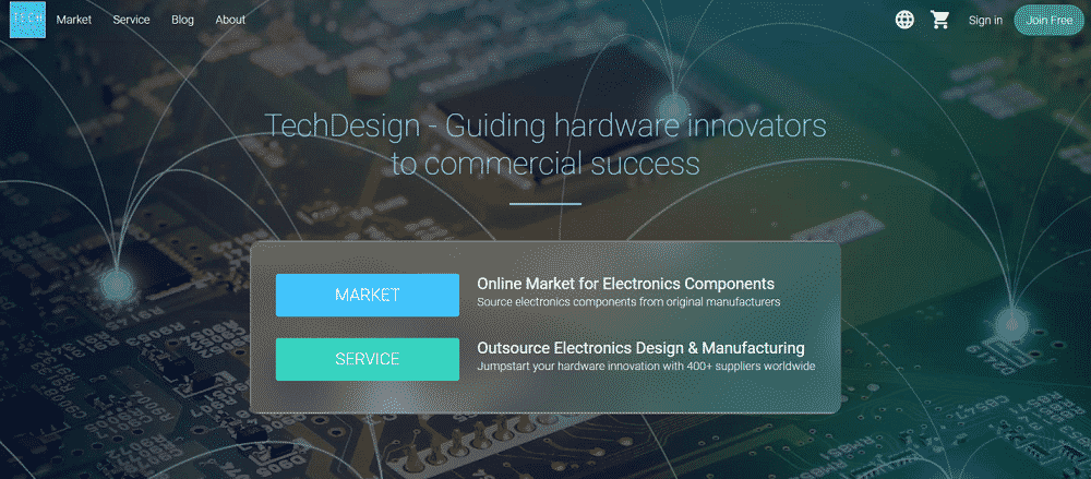 TechDesign, helps hardware startups turn their ideas into reality