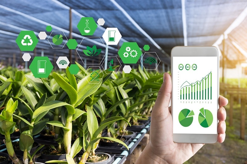 Smart Farming: Technologies Applied in Indoor Grow Environments