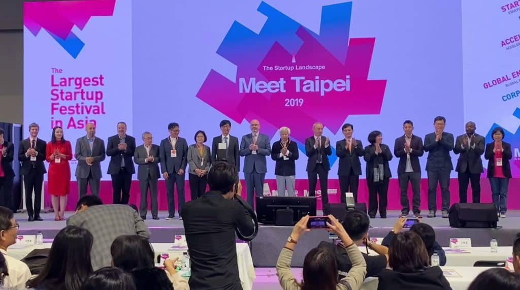Meet Taipei, the biggest startup festival in Asia