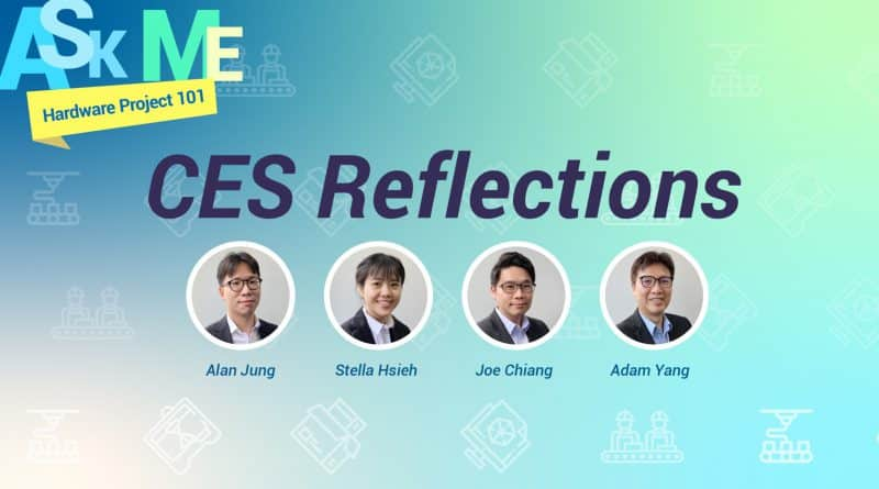 Ask TechDesign PM: CES Reflections