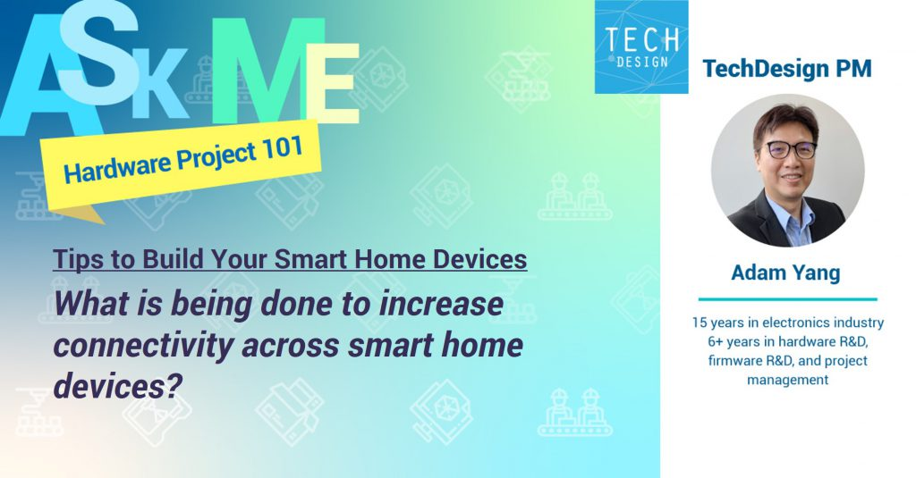 increase connectivity across smart home devices