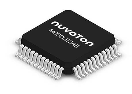 Nuvoton NuMicro M032 Series