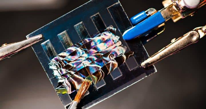 Solar Chip