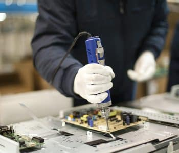 Technician,At,Work