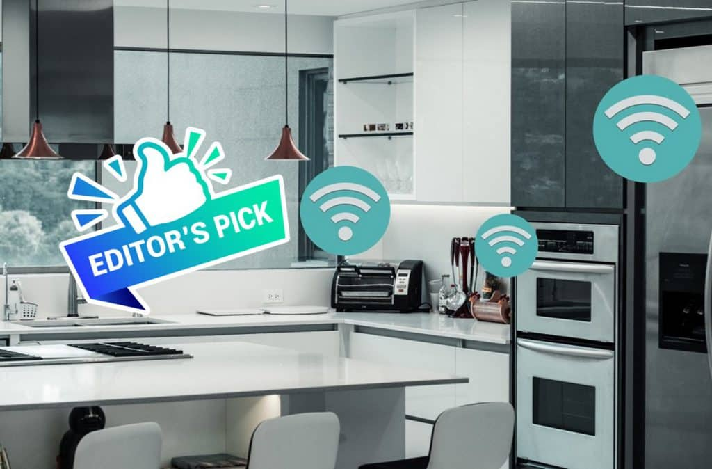 smart kitchen cover